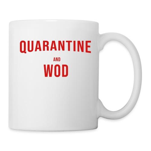 QUARANTINE & WOD - Coffee/Tea Mug