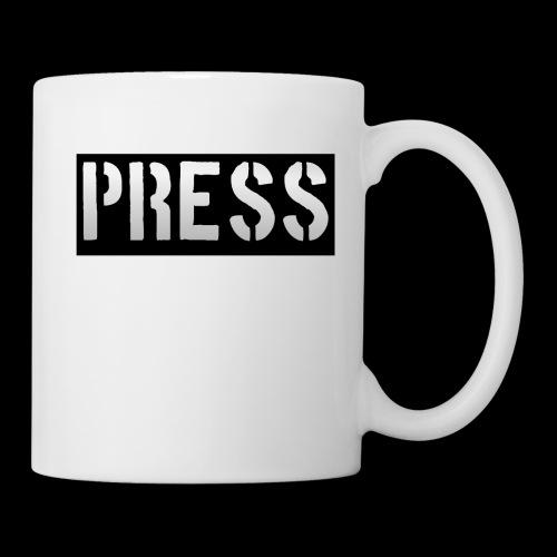 THIS is your PRESS PASS to the WORLD! - Coffee/Tea Mug