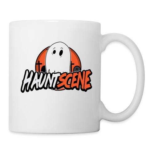 HauntScene Modern Logo 2020 - Coffee/Tea Mug