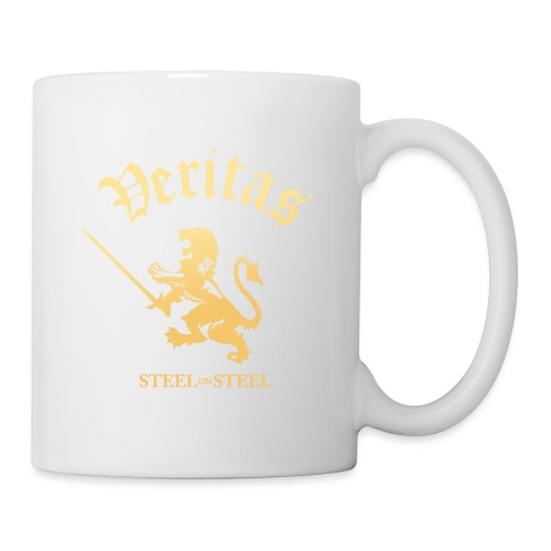 Gold Lion Veritas Logo - Coffee/Tea Mug