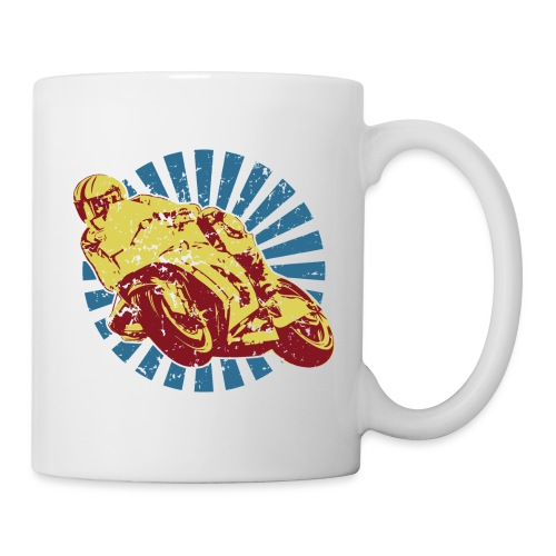 Sportbike Racing Motorcycle - Coffee/Tea Mug