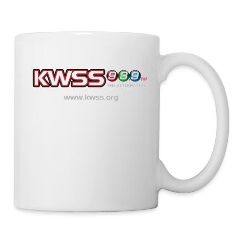 KWSS_939_W_WHT_the_alt - Coffee/Tea Mug