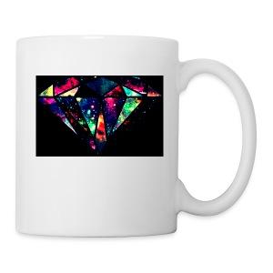 diamond-7 - Coffee/Tea Mug
