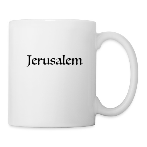 Jerusalem - Coffee/Tea Mug
