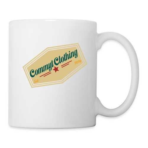 Commyt design 2 - Coffee/Tea Mug