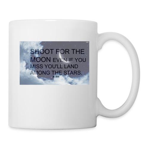 simple background white background wallpaper 1 - Coffee/Tea Mug
