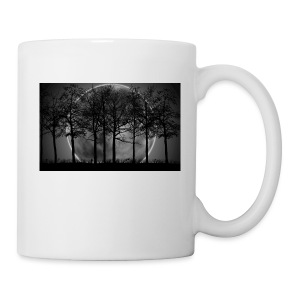 7034869 moon night art - Coffee/Tea Mug