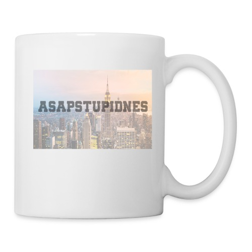 ASAPSTUPIDNES - Coffee/Tea Mug