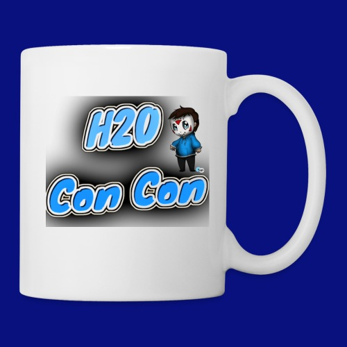 H20 Con Con - Coffee/Tea Mug