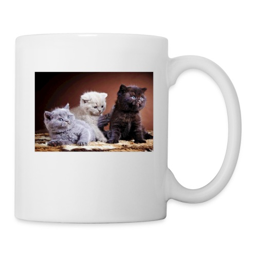 The 3 little kittens - Coffee/Tea Mug