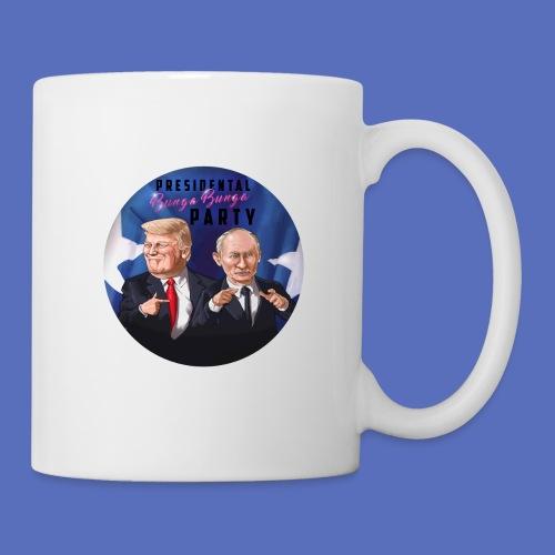 Trump Putin Bunga - Coffee/Tea Mug