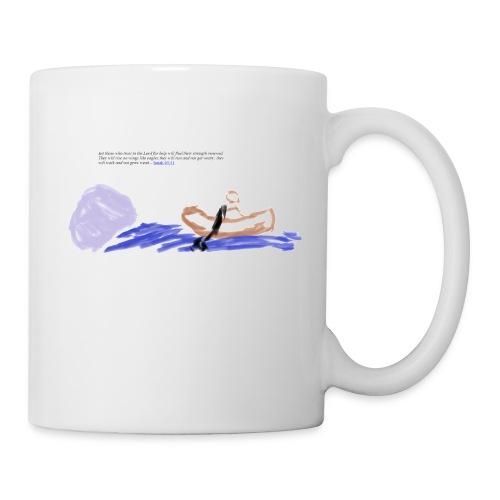 strenght in the Lord - Coffee/Tea Mug