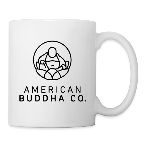 AMERICAN BUDDHA CO. ORIGINAL - Coffee/Tea Mug