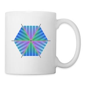 Hexagon of Eternality - Coffee/Tea Mug