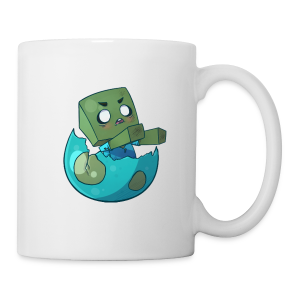 Cartoon Zombie - Coffee/Tea Mug