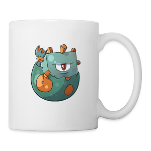 Cartoon Guardian - Coffee/Tea Mug