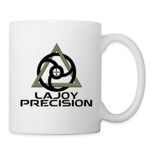 lajoyfinal2 copy transparent - Coffee/Tea Mug