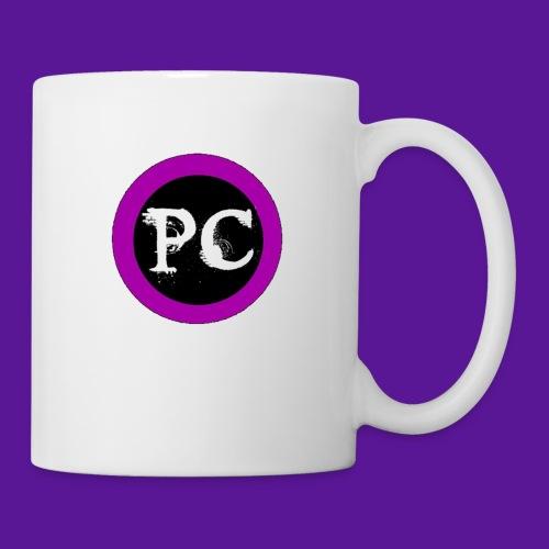 PC gaming purple codex logo - Coffee/Tea Mug