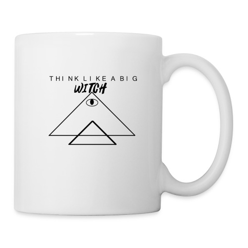 THINK LIKE A BIG WITCH - Coffee/Tea Mug