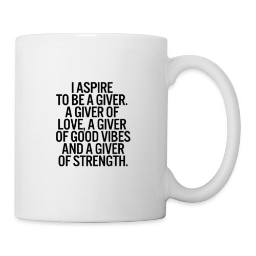 I Aspire - Coffee/Tea Mug
