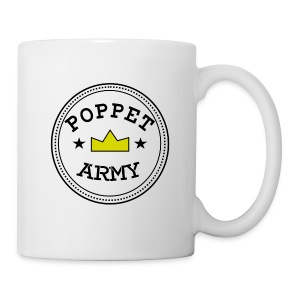 Poppet Army - Coffee/Tea Mug