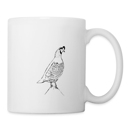 California Quail - Coffee/Tea Mug