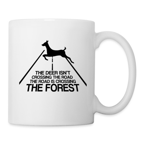 Deer's forest - Coffee/Tea Mug
