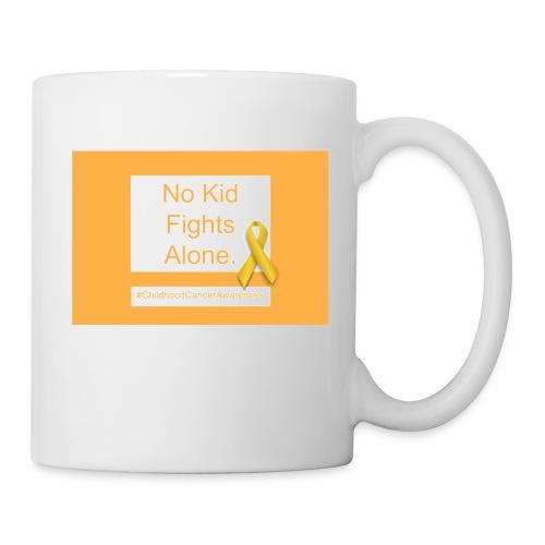 No Kid Fights Alone. - Coffee/Tea Mug
