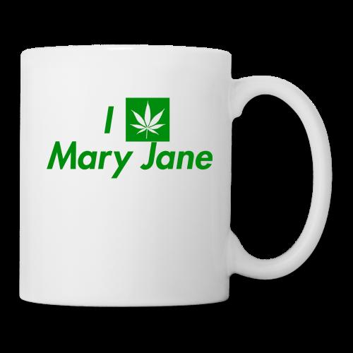 I Love Mary Jane - Coffee/Tea Mug