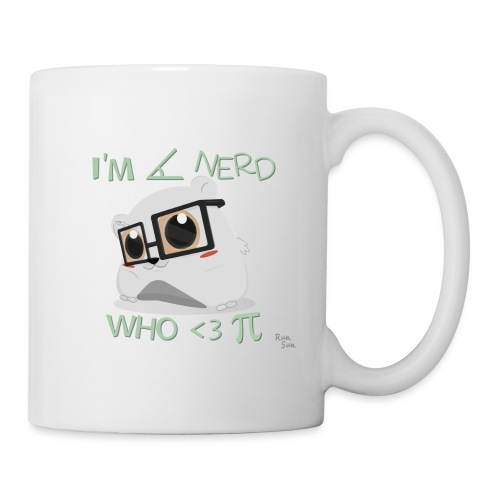 A Cute Nerd - Coffee/Tea Mug