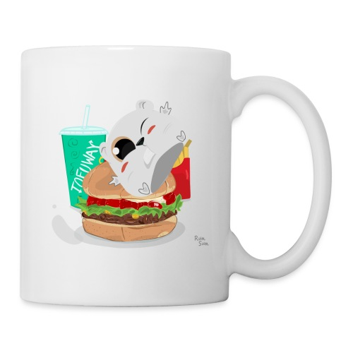 Fast Food Sun - Coffee/Tea Mug