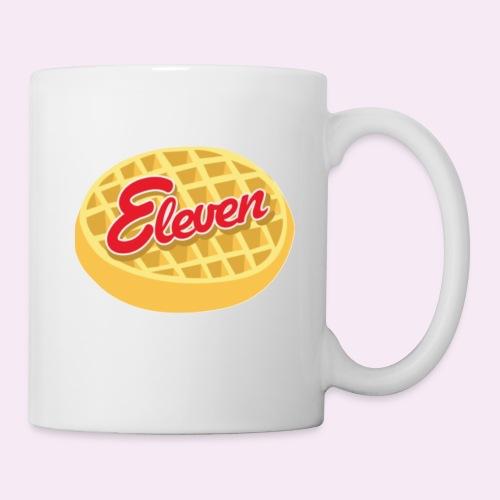 Eleven's Eggos Merchandise - Coffee/Tea Mug
