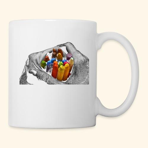 Hand+science - Coffee/Tea Mug