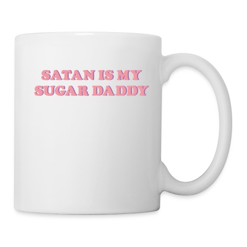 Satan Is My Sugar Daddy - Coffee/Tea Mug