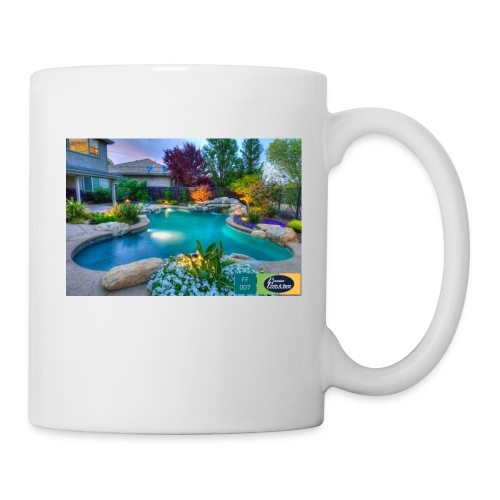 swimming pool - Coffee/Tea Mug