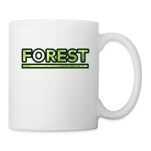 Forest - Double Exposure - Effect - Coffee/Tea Mug