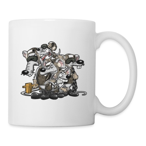 Line Rats - Coffee/Tea Mug