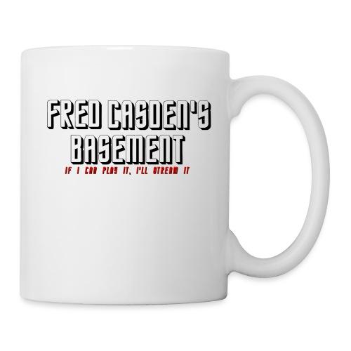 Fred Casden / If I Can Play, It I'll Stream It - Coffee/Tea Mug