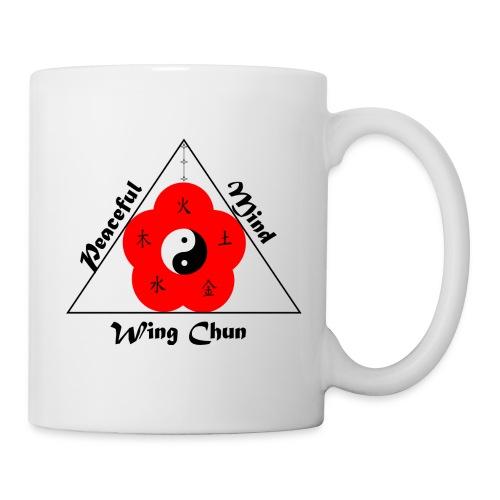 Peaceful Mind Vector - Coffee/Tea Mug