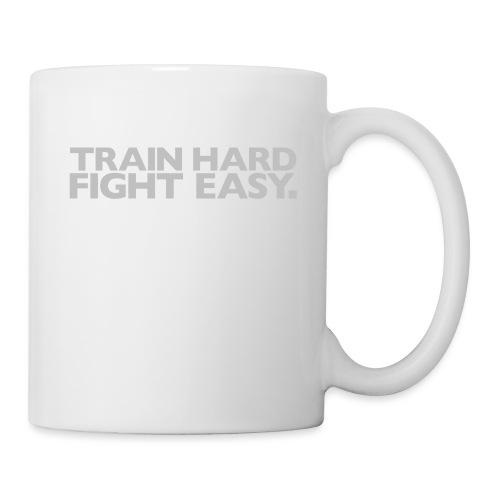 Train Hard Gym Motivation - Coffee/Tea Mug