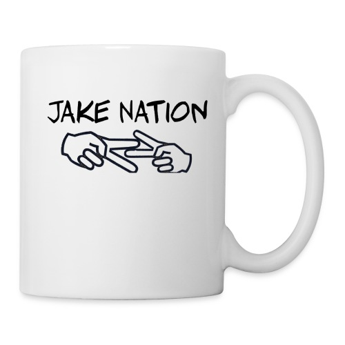 Jake nation phone cases - Coffee/Tea Mug
