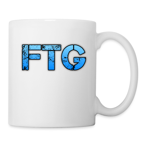 blue logo - Coffee/Tea Mug