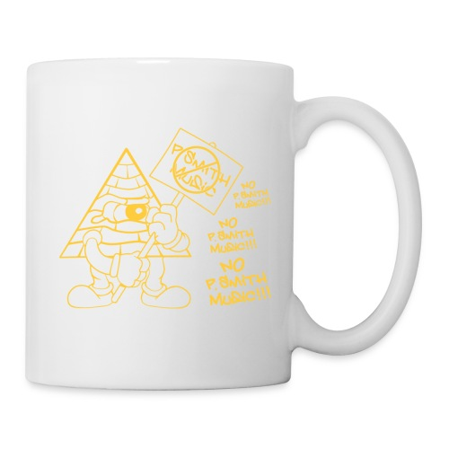 Picket_Sikkgn_Shirt - Coffee/Tea Mug