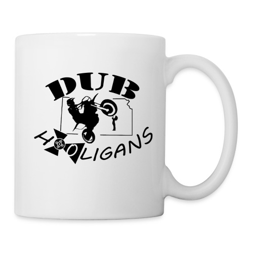 Dub Hooligans Logo - Coffee/Tea Mug