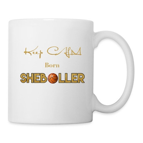 Girl Basketball shirt - Coffee/Tea Mug