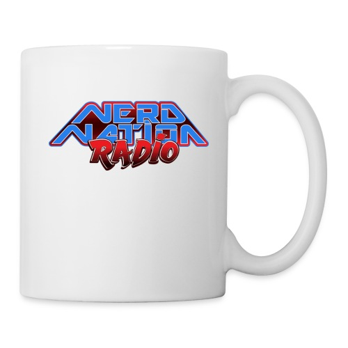 Nerd Nation Logo - Coffee/Tea Mug