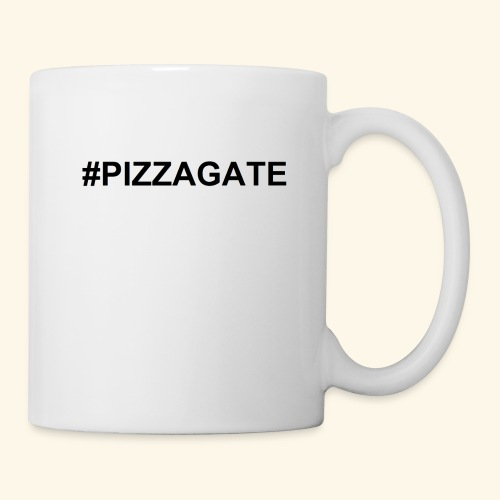 #PIZZAGATE CLASSIC BOX - Coffee/Tea Mug