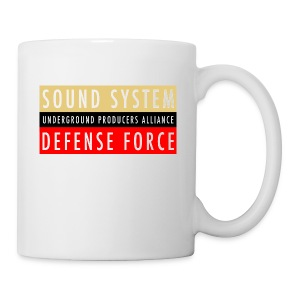 UPA Sound System Defense Force - Coffee/Tea Mug