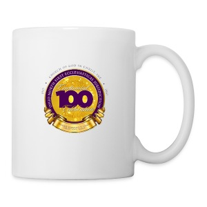 ONFJ Centennial Medallion - Coffee/Tea Mug