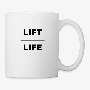 Lifting athletic gear - Coffee/Tea Mug